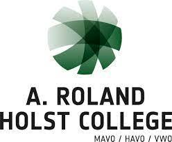 Logo A. Roland Holst College